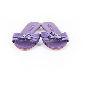 Ralph Lauren purple label slides